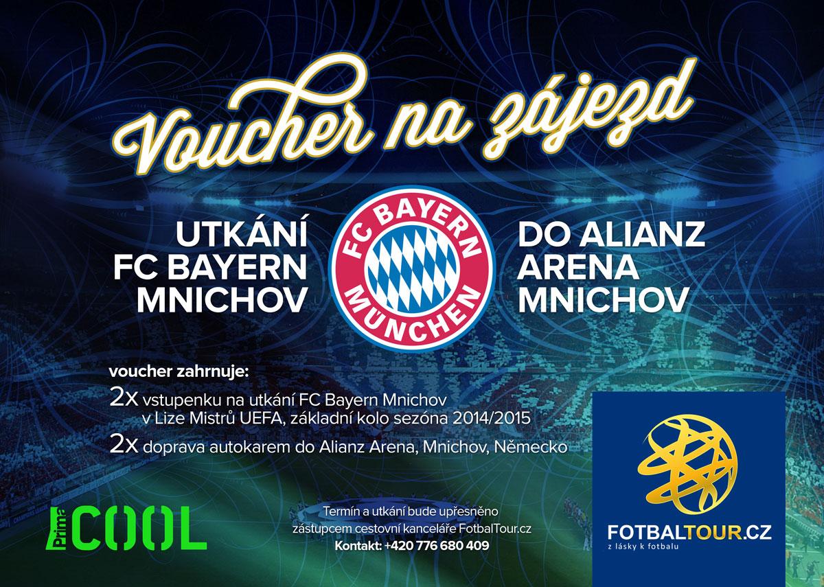 Fotbaltour.cz voucher