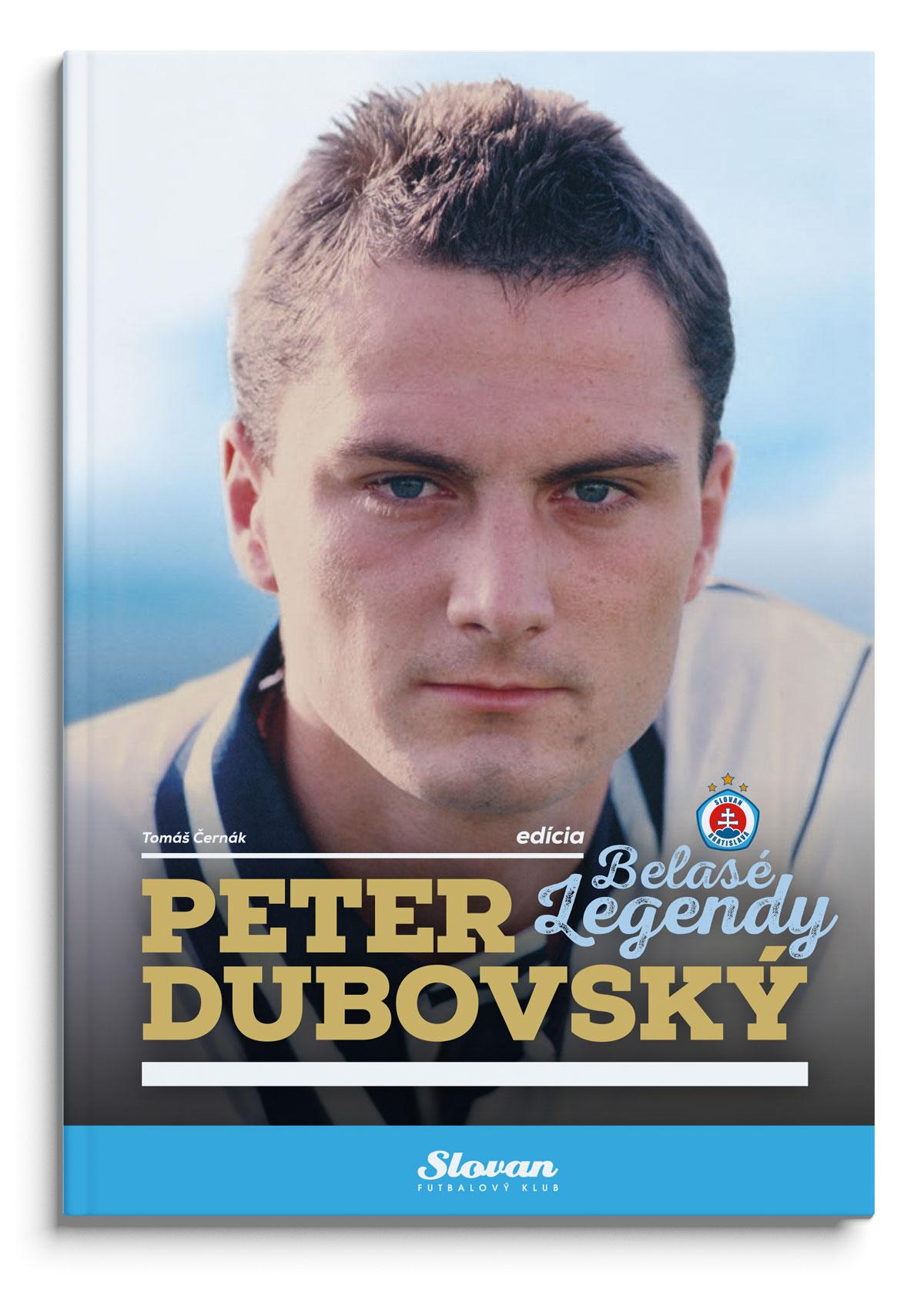 Edícia Belasé legendy – Peter Dubovský