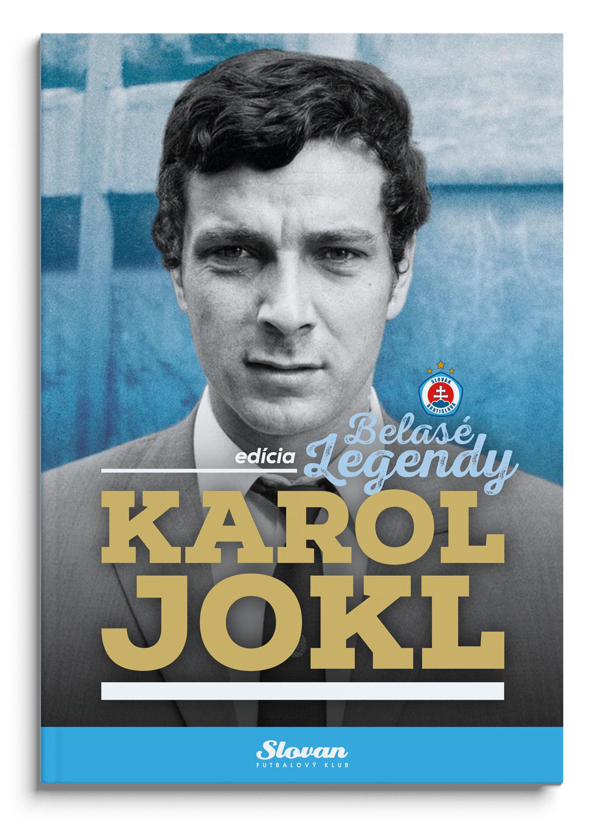 Edícia Belasé legendy – Karol Jokl