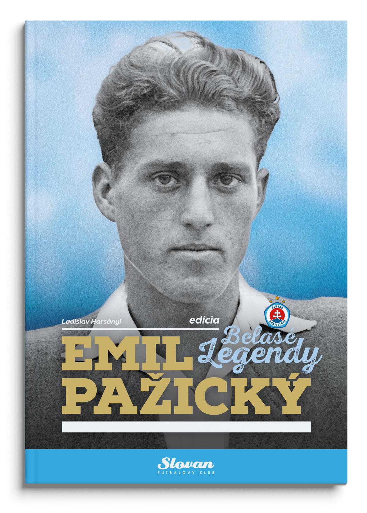 Edícia Belasé legendy – Emil Pažický