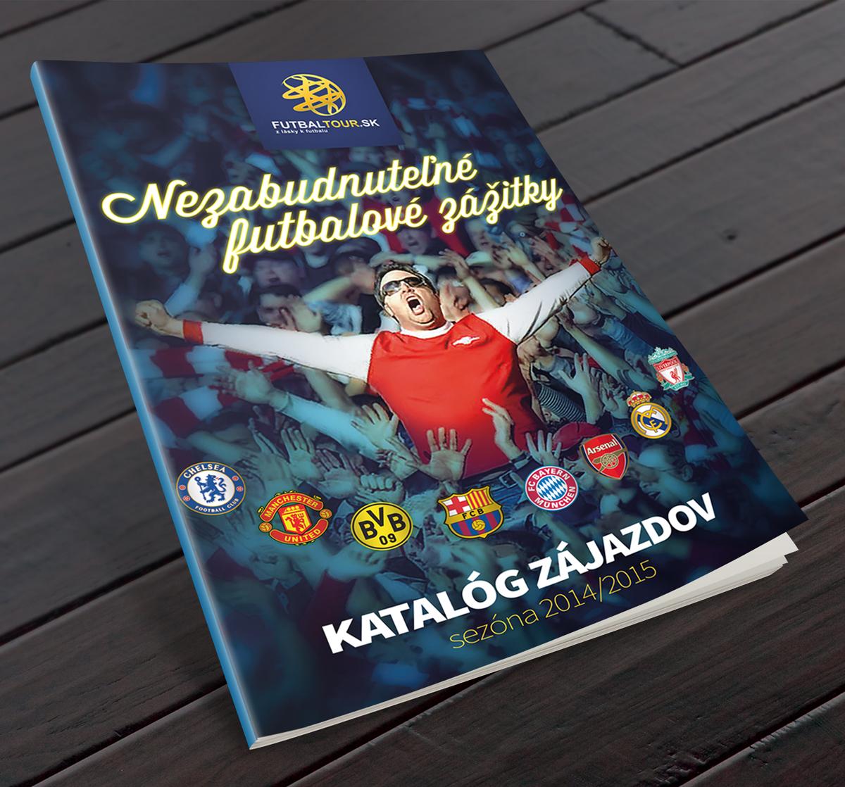 Futbaltour.sk darčeková katalóg