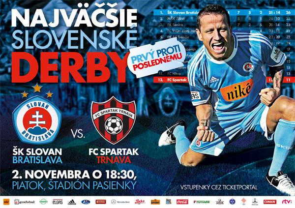 ŠK Slovan Bratislava inzercia