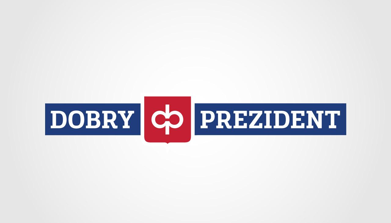 Dobryprezident logo