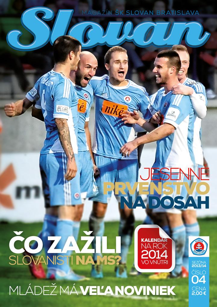 ŠK Slovan magazín