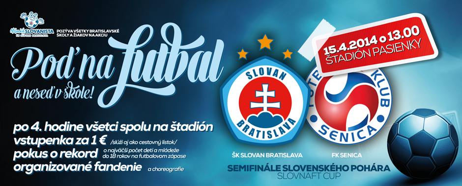 ŠK Slovan online marketing