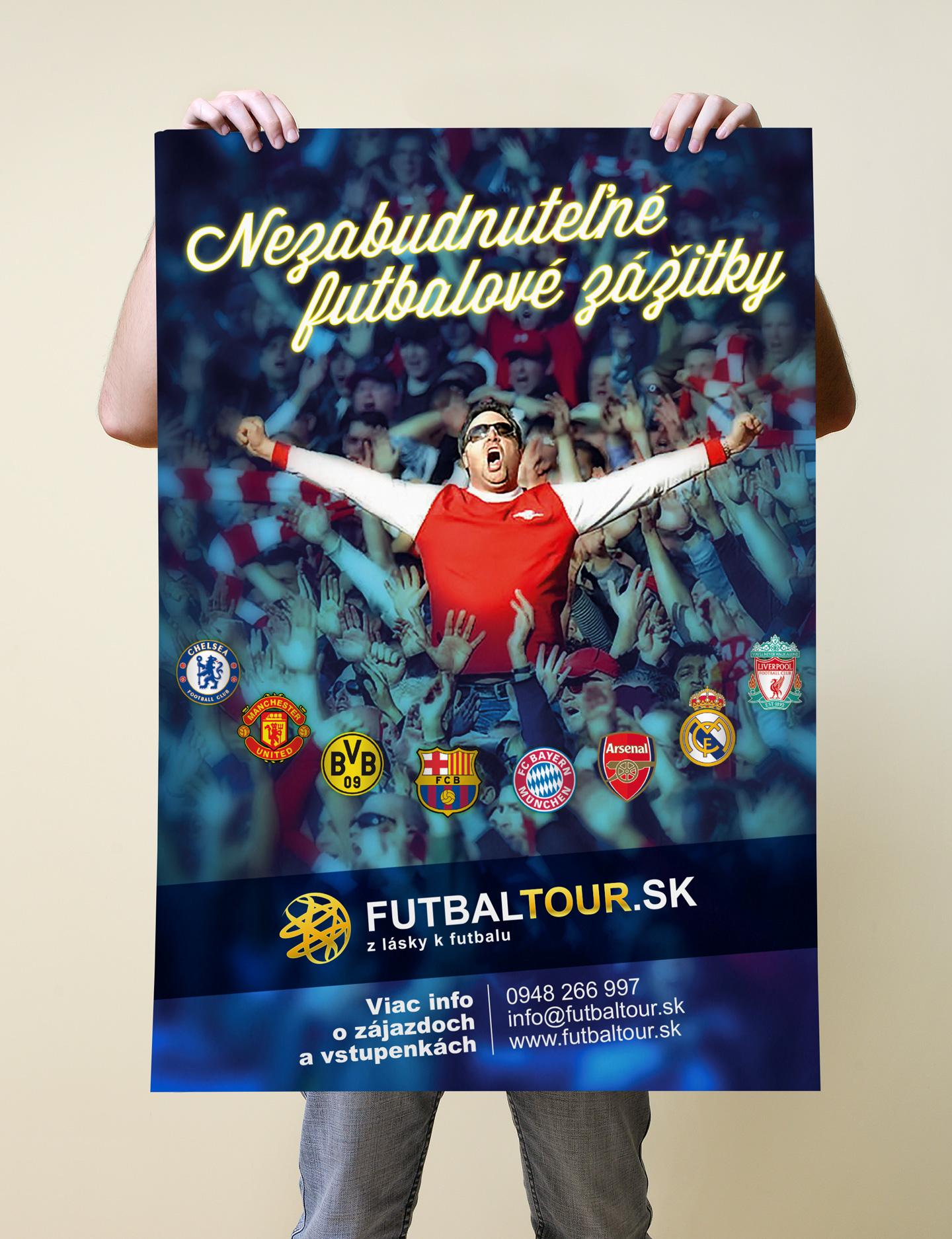 Futbaltour.sk plagát