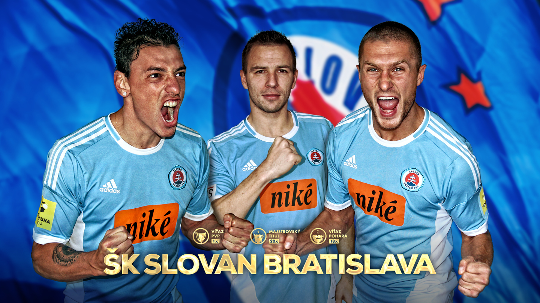 ŠK Slovan Bratislava wallpaper