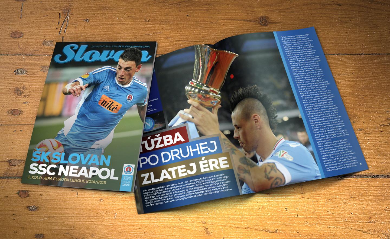 ŠK Slovan Bratislava bulletin