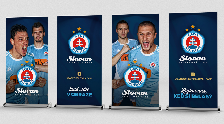 ŠK Slovan Bratislava rollup
