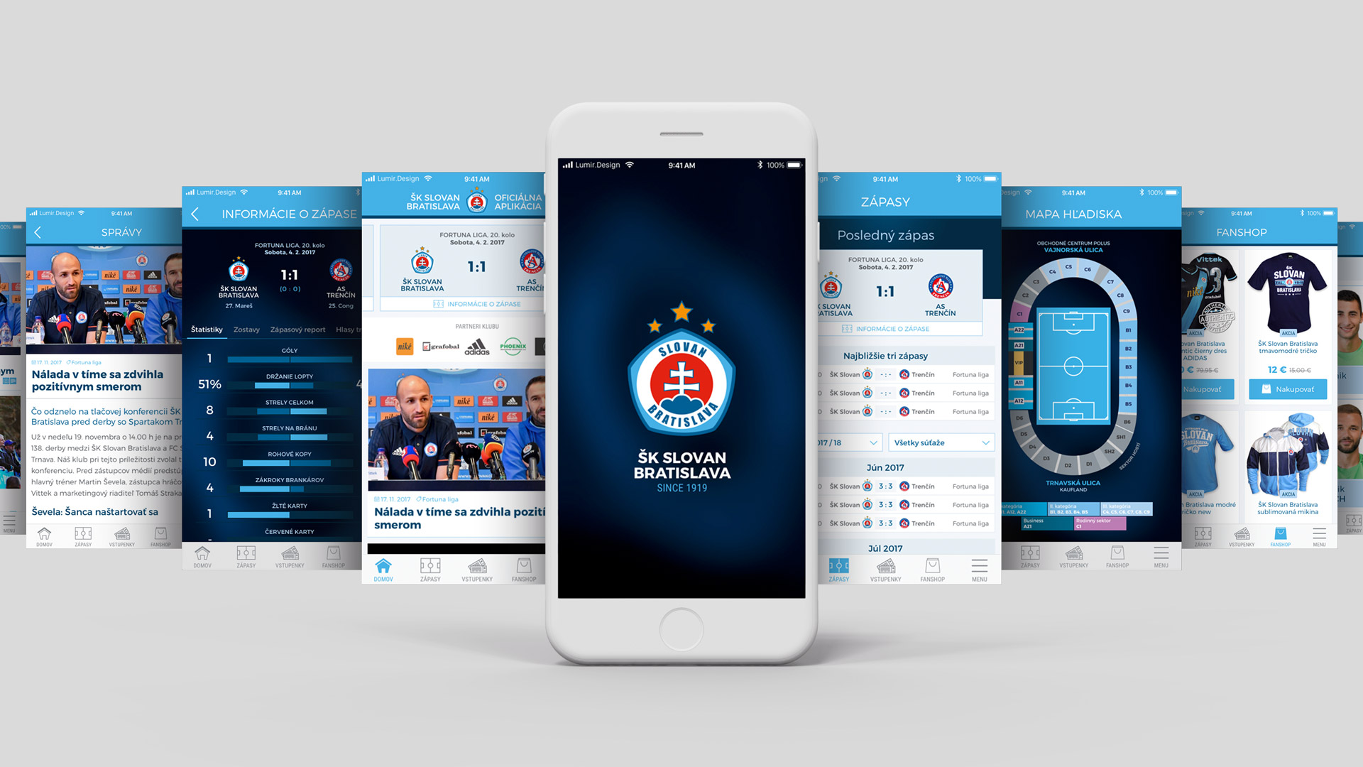 ŠK Slovan app